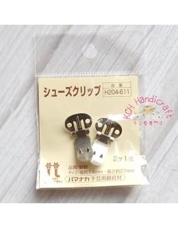 Hamanaka H204-611 Shoe Clips