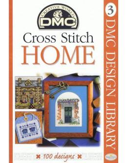 DMC cross stitch home (DMC design library)