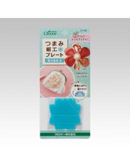 Clover 57-451 Kanzashi Flower Maker Round Petal (S)