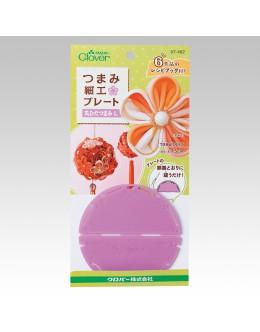 Clover 57-462 Kanzashi Flower Maker Orchid Petal (L)