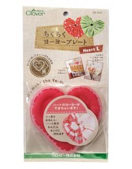 Clover 58-932 Yo-Yo Maker (Heart L)