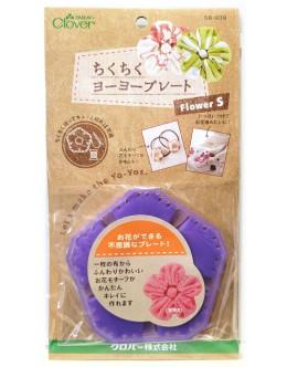 Clover 58-939 Yo-Yo Maker (Flower S)