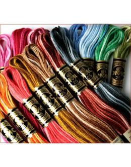 DMC Art.117 Cotton Embroidery Floss Mix Color