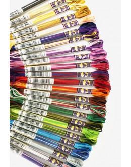 DMC Art.417 Color Variations Floss 60 Skeins