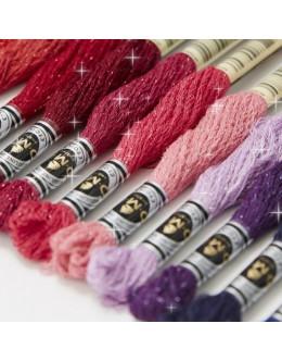 DMC Art.617 Mouliné Étoile Embroidery Thread