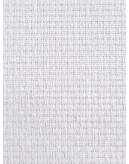 Korea 11 ct Aida Shiny Fabric (white)