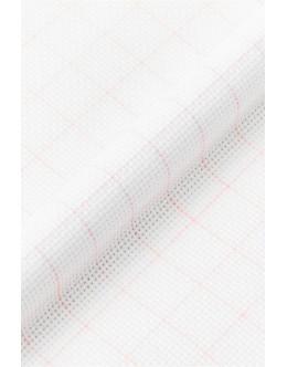 DMC 18 ct Magic Guide Aida Fabric (white)