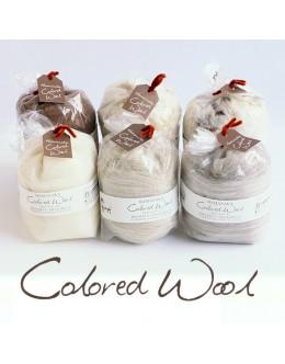 Hamanaka Colored Wool Series