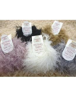 Hamanaka Needle Felting Yarn Fur