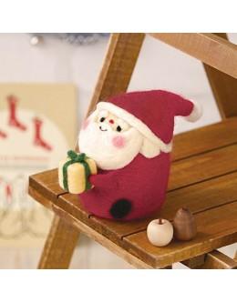 [H441-431] Hamanaka Felt Wool kit - Santa