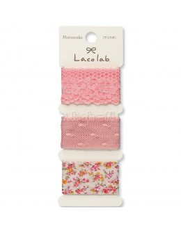 Hamanaka H902-001-1 Laco Lab Lace Card Set