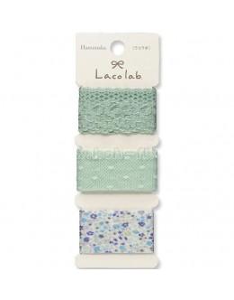 Hamanaka H902-001-3 Laco Lab Lace Card Set