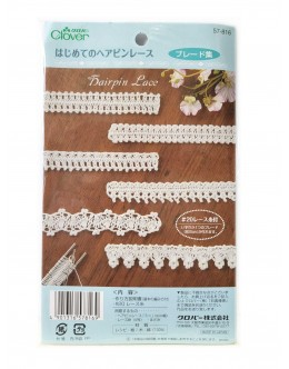 Clover 57-816 Hair Pin Lace Tool Kit