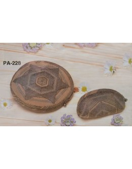 Olympus PA-228 Patchwork Kit Two Coin Purse