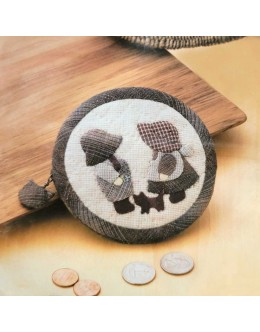 Olympus PA-461 Billy & Sue Round Coin Purse