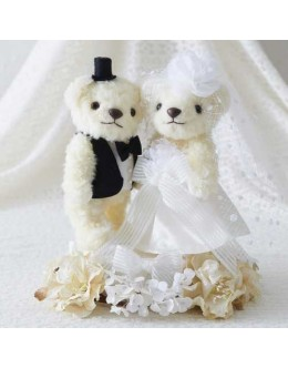 Clover 68-732 Wedding Bear Sewing Kit