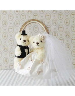 Clover 68-752 Wedding Bear Sewing Kit