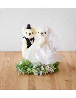Clover 68-762 Wedding Bear Sewing Kit