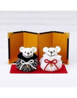 Panami MB-2 Wedding Bear (Kimono) Sewing Kit