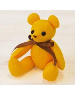 Sun Felt LB-10 Yellow Lame Bear Felt Craft kit