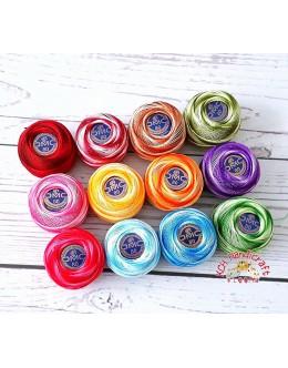 DMC Art.19 Special Lace Thread #80 Mix